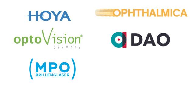 Logos Glasqulität